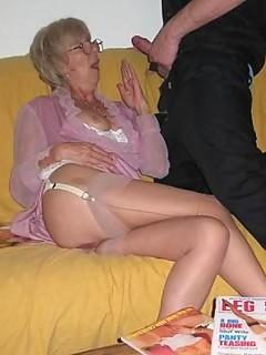 Pic granny amateur Accidental Intercourse